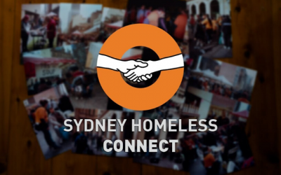Sydney Homeless Connect 2019: A Life Changing Story