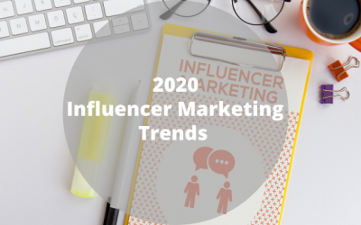 Influencer Marketing 2020: 4 trends for the future